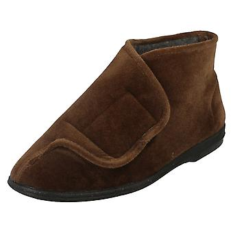 Mens Balmoral Bootee Slipper Thomas