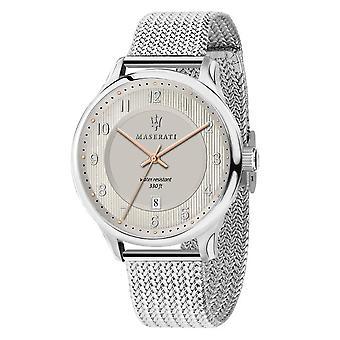 MASERATI - wrist watch - men's - 3 H GENTLEMAN - R8853136001
