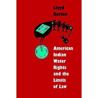 American Indian vattenrättigheter och begränsningar av lagen (ny upplaga) av L