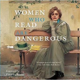 Vrouwen die lezen zijn gevaarlijk door Stefan Bollman - Karen Joy Fowler - 9