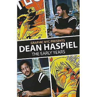 NYC grafico presenta - Dean Haspiel - i primi anni da Christopher Ir