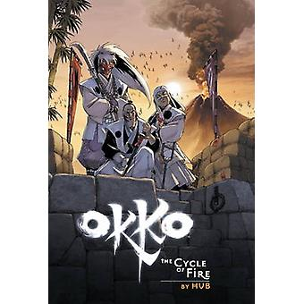 Okko - Volume 4 by Hub - 9781608864102 Book