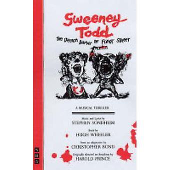 Sweeney Todd (ny versjon) av Stephen Sondheim - Hugh Wheeler - 97818