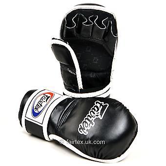 Fairtex FGV15 MMA Sparring handschoenen zwart