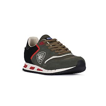 Blauer mil memphis fashion sneakers
