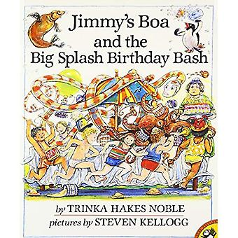Jimmy's Boa and the Big Splash Birthday Bash (Picture Puffins)
