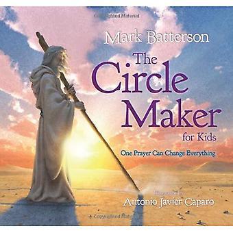 De Maker van de cirkel voor kinderen: een gebed kan alles veranderen