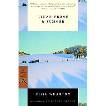 Ethan Frome and Summer: AND Summer (Modern Library)
