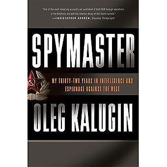Opdrachtgever: Mijn tweeëndertig jaar in intelligentie en spionage tegen het westen