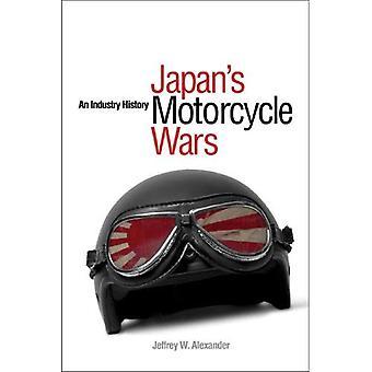 Japonsko ' s motocyklom Wars: priemysel histórie