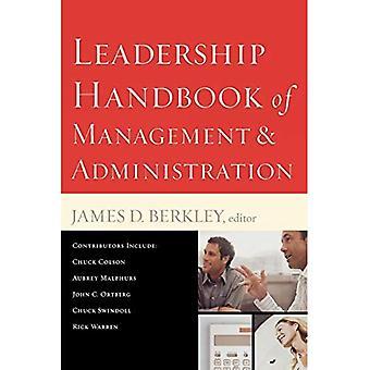 Ledarskap handbok för förvaltning och Administration
