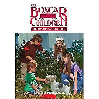 Het vak dat horloge gevonden (Boxcar kinderen)
