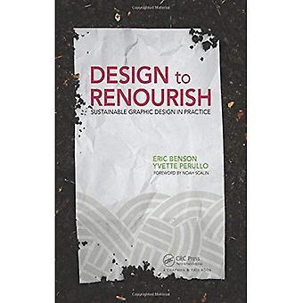 Design pour réalimenter: graphisme durable dans la pratique