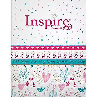 Inspirar la Biblia para niñas RVR