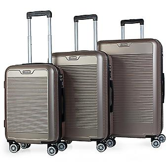 Luggage travel 3 sizes Ithaca Brenne Abs50/60 / 70Cm T72000
