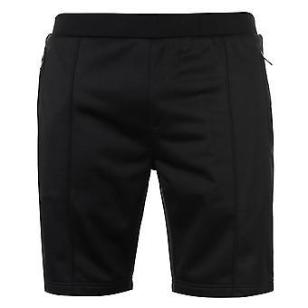 Firetrap Mens Blackseal Track pantaloni scurți pantaloni de jerseu pantalonii ușoare