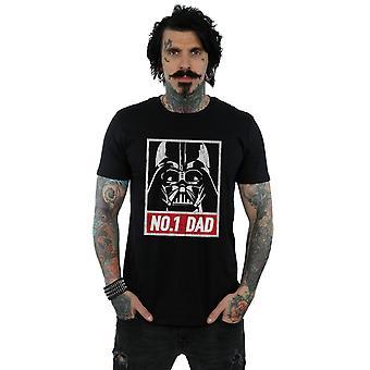 Star Wars Men's Number One Dad T-Shirt