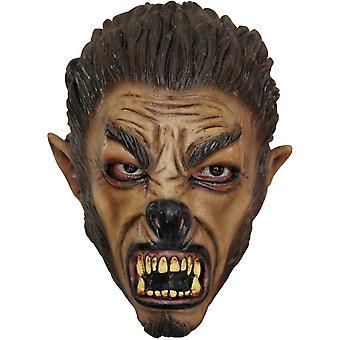 Wilk maska dziecko lateksowe maski na Halloween