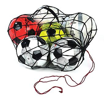 Precision Training 12 Ball Football Soccer Carry Net Ball Bag