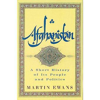 Afghanistan da Ewans & Martin