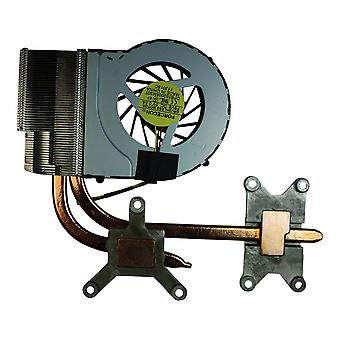 HP Pavilion DV7-4180SO Independent Graphics Version Replacement Laptop Fan With Heatsink For Intel i5 Processors