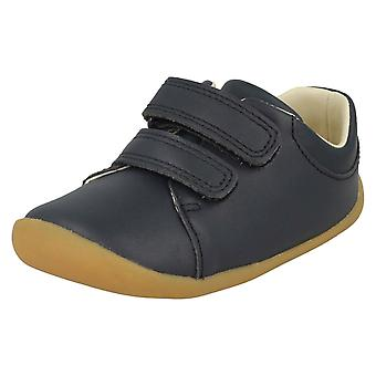 Kinder jungen Mädchen Clarks Pre-Walking Schuhe Roamer Handwerk