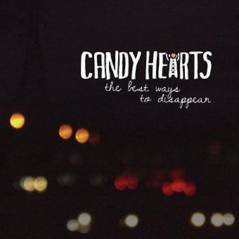 Candy Hearts - Best Ways to Disappear [CD] USA import