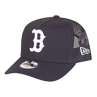 New era 9Forty children Trucker Cap - Boston Red Sox navy