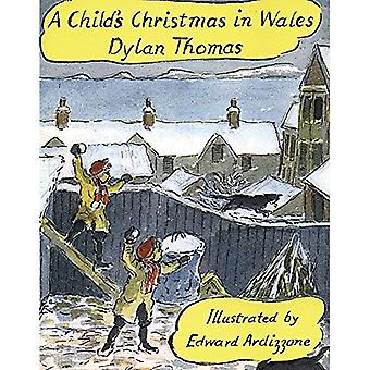 Noël d'un enfant au Wales (illus)