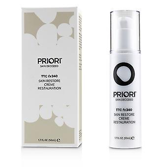 Priori Ttc Fx340 Skin Restore Creme - 50ml/1.7oz