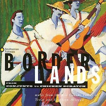 Borderlands - Borderlands-Music of the Rio G [CD] USA import