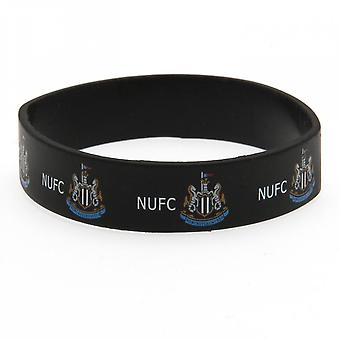 Newcastle United FC officiële silicone armband
