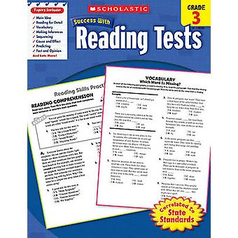 Reading Tests - Grade 3 by Scholastic - Inc - 9780545201032 Book