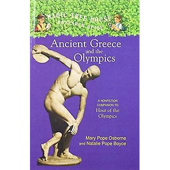 Ancient Greece and the Olympics by Mary Pope Osborne - Natalie Pope B