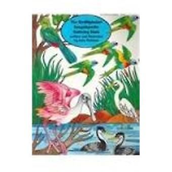 The Birdalphabet Encyclopedia Coloring Book by Julia Pinkham - Julia