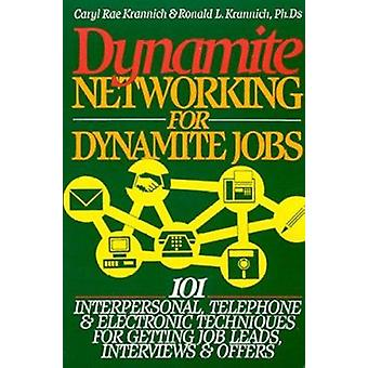 Dynamite Networking for Dynamite Jobs - 101 Interpersonal Telephone an
