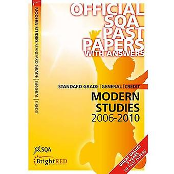 Modern Studies Standard Grade (G/C) SQA Past Papers - 2010 by SQA - 97