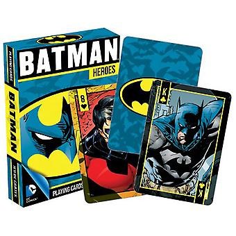 DC Comics Batman Heroes carte da gioco