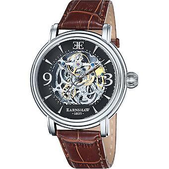 Thomas Earnshaw longue affaire ES-8011-02 montre homme