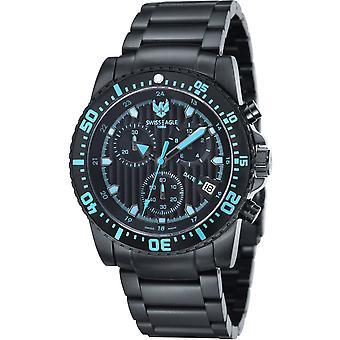 Swiss Eagle SE-9005-66 Heren Horloge