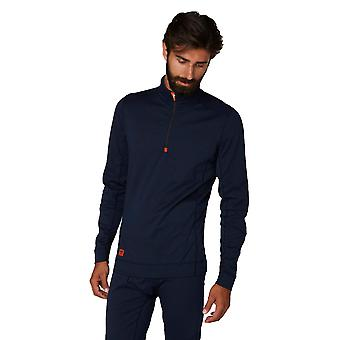 Helly Hansen Herren Lifa Max Half Zip Thermal Baselayer Top