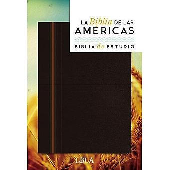 La Biblia de Las Amricas - Biblia de Estudio