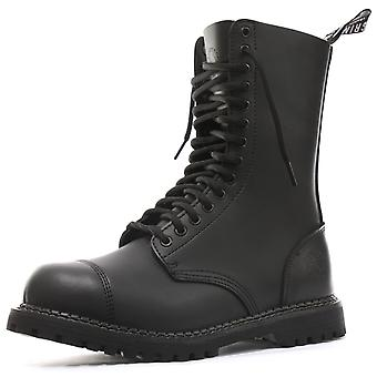 Grinders Herald 2015 Matte Finish Mens Safety Steel Toe Cap Boots