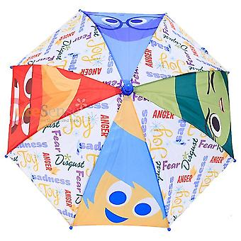 Umbrella - Disney - Inside Out Paraguas Youth/Kids New 223721