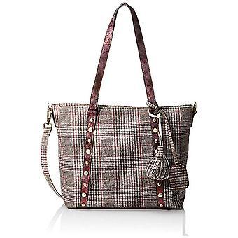 Laura Vita 2997 - Red Women's Tote Bags (Rot (Rouge)) 10x30x38 cm (B x H T)