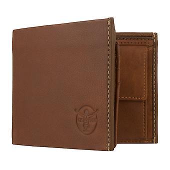 Chiemsee Men's Purse Wallet Purse Cognac 8180