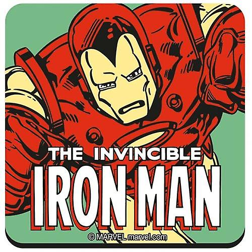 Iron Man Official Marvel Coaster