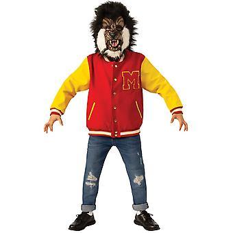 Garçons Michael Jackson Thriller Costume de loup-garou