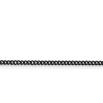 Edelstahl gebürstet Fancy Hummer Verschluss religiösen Glauben Kreuz Halskette 24 Zoll Schmuck Geschenke für Frauen