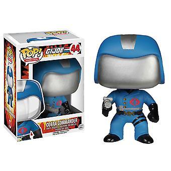 G.I. Joe TV Cobra Commander Pop! Vinyl